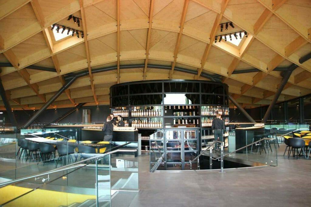 Inside the Macallan Whisky Distillery