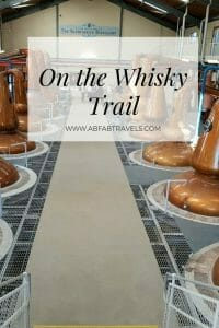 Pin for On the Whisky Trail