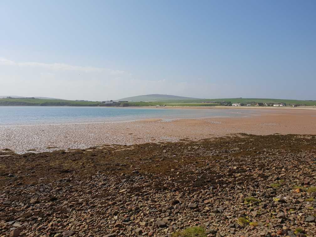 Beach on Orkney