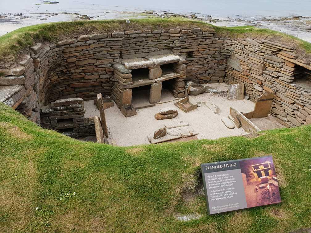 Skara Brae on Orkney