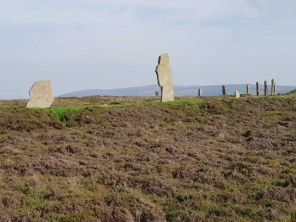 Visit Orkney to see the Ring of Brodgar