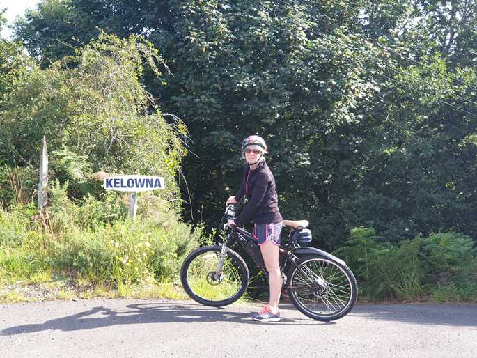 Enjoying the benefits of electric bikes