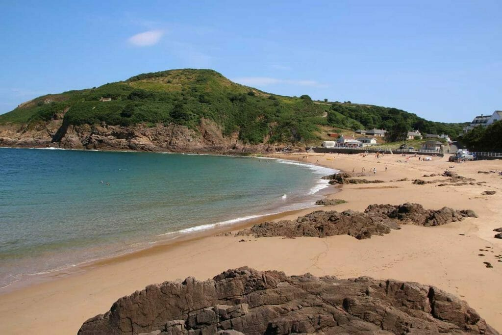 What to see on Jersey - fabulous beaches