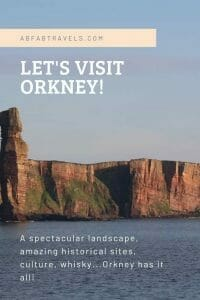 pin image for Visit Orkney