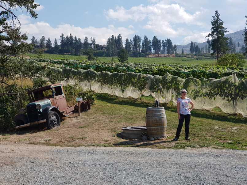 St Hubertus winery in Kelowna