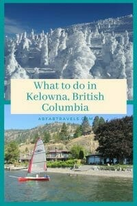 Pin for what to do in Kelowna