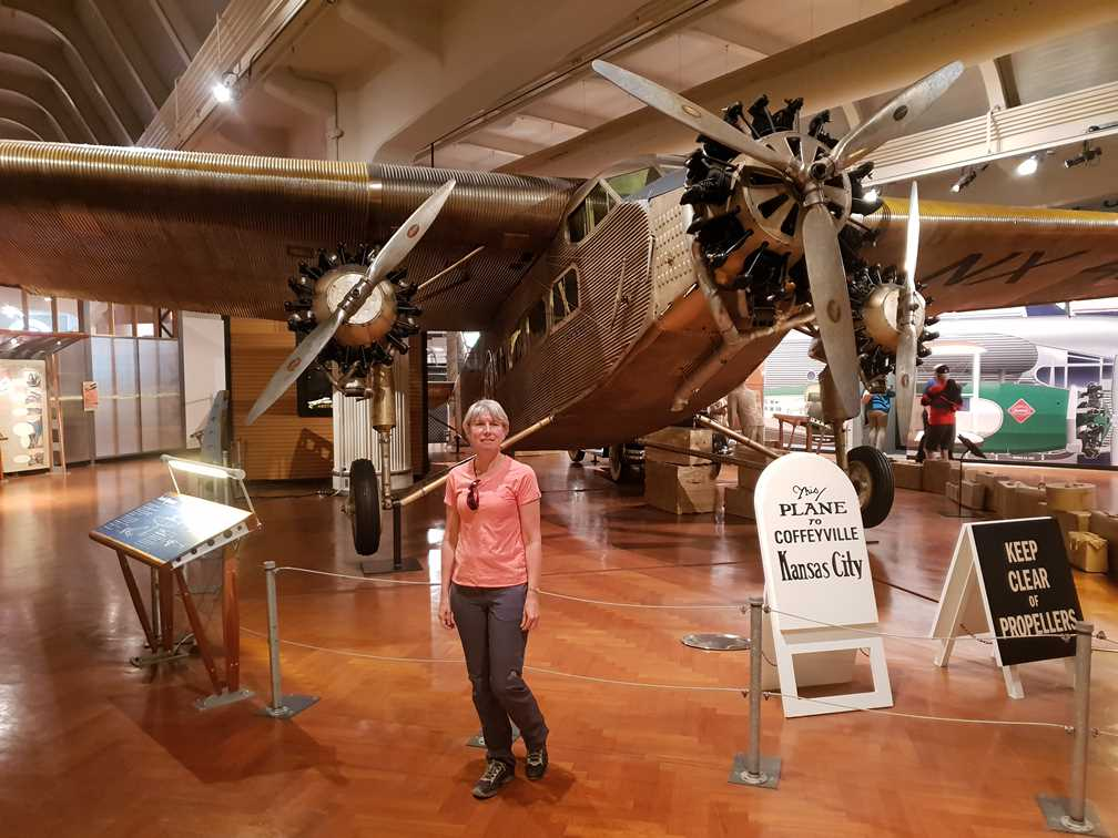 The Ford Trimotor