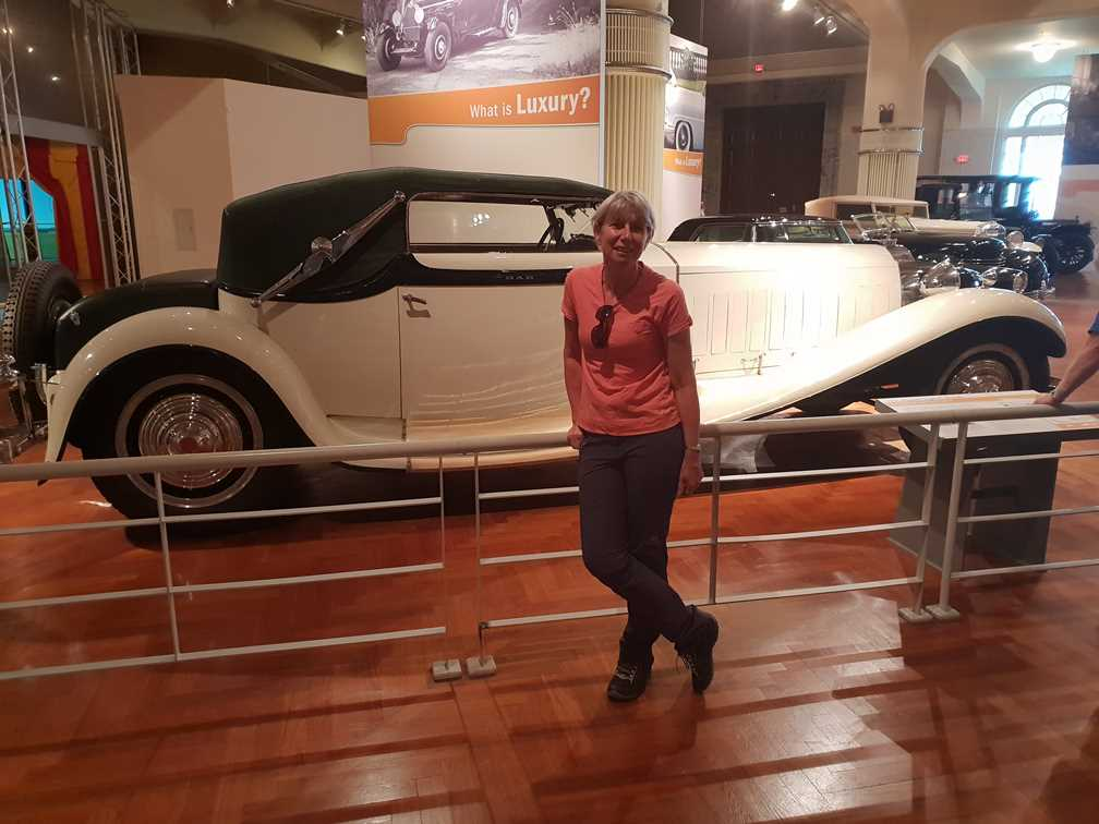 Bugatti Royale in The Henry Ford