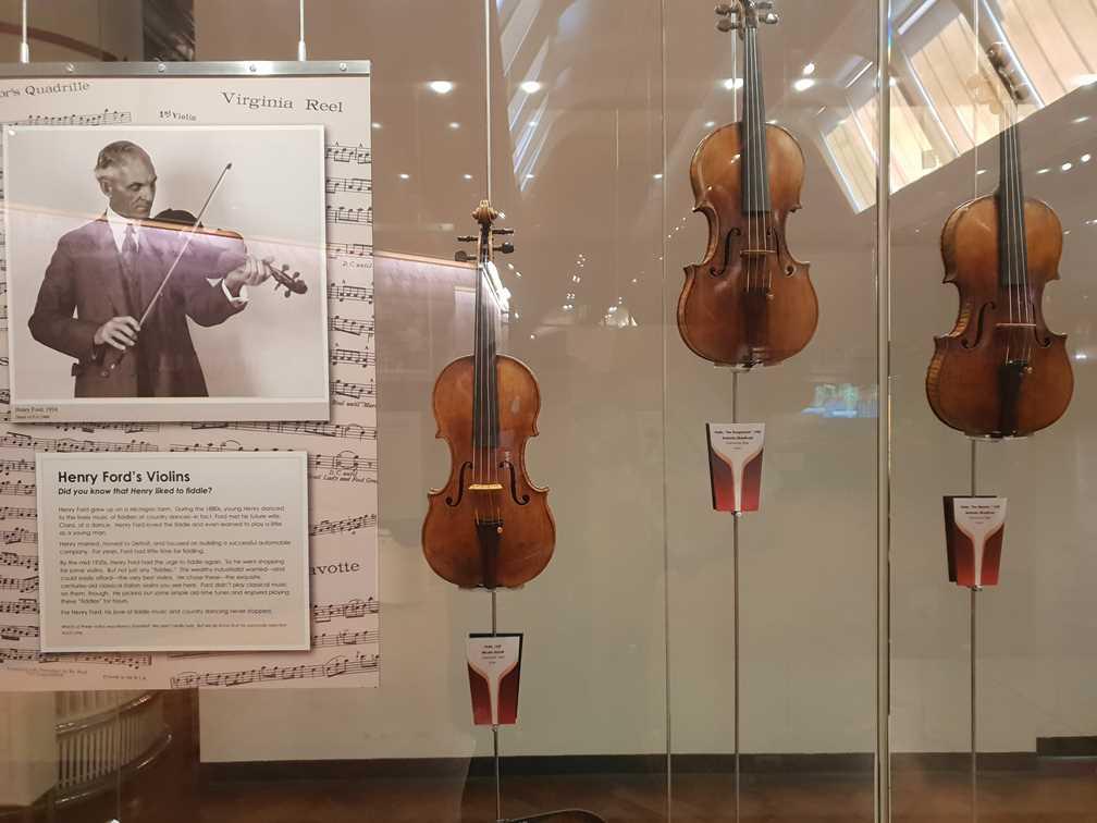 Ford's violins