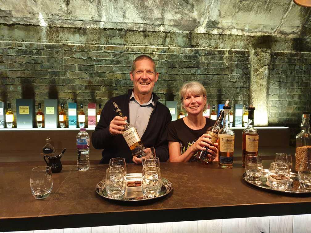 On the Whisky Trail – again!
