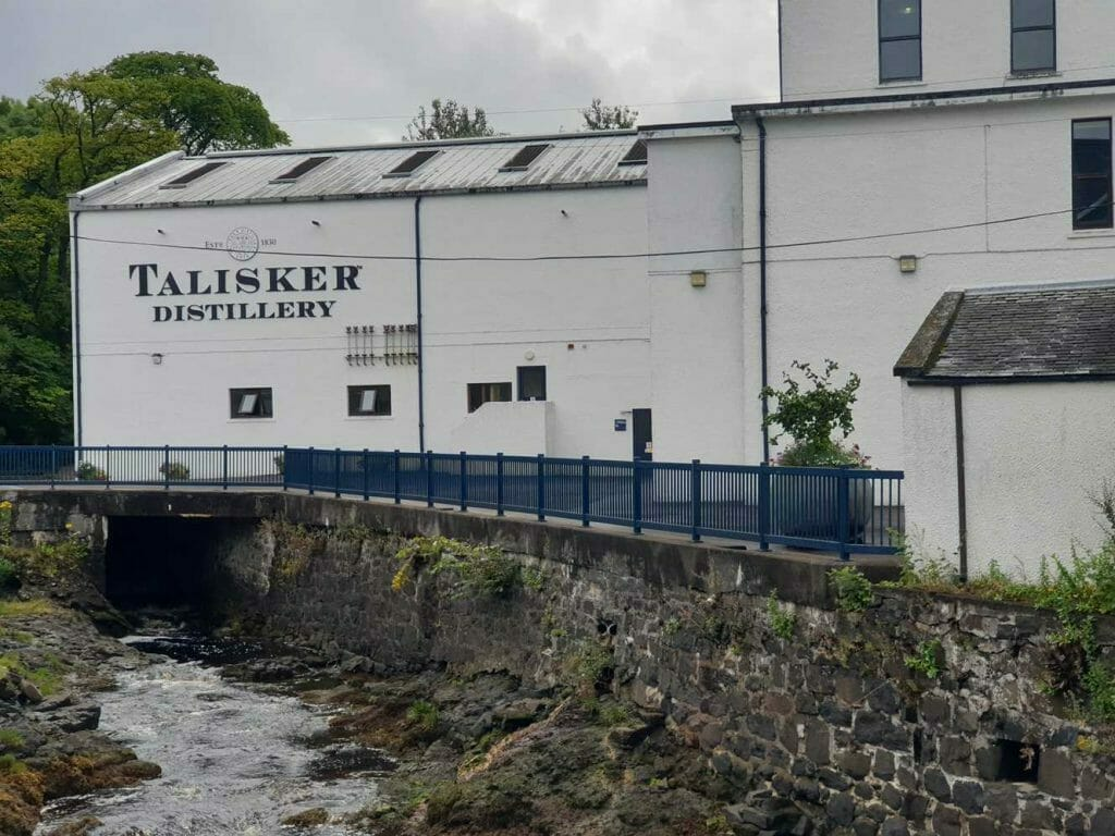 What to see on Skye?: the Talisker Whisky Distillery