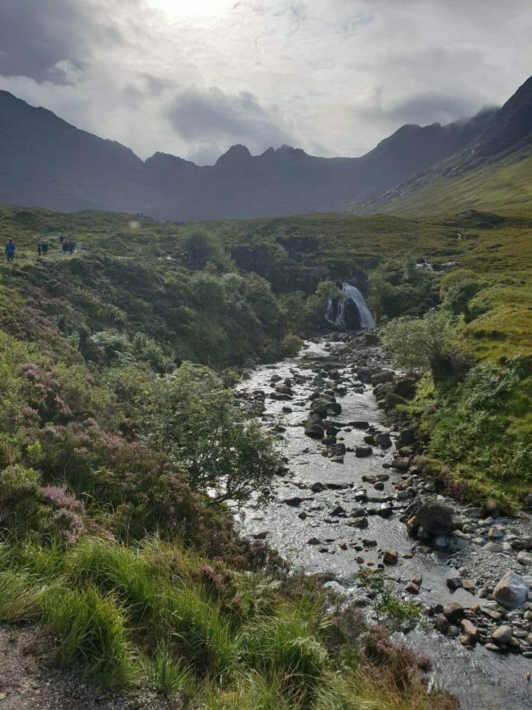 What to see - picture of the fairy pools