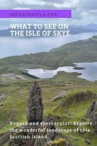 Pin for what to see on the isle of skye