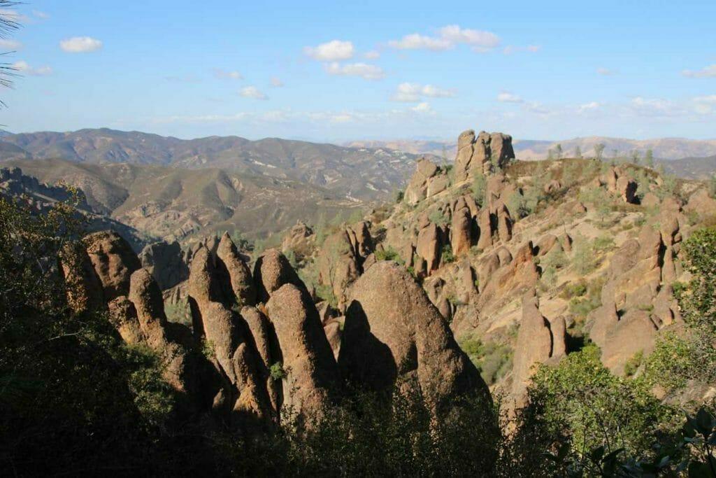 View in Pinnacles NP