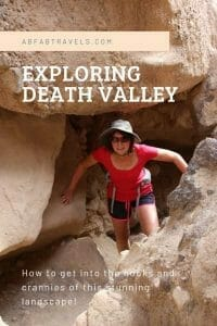 Pin for Exploring Death Valley