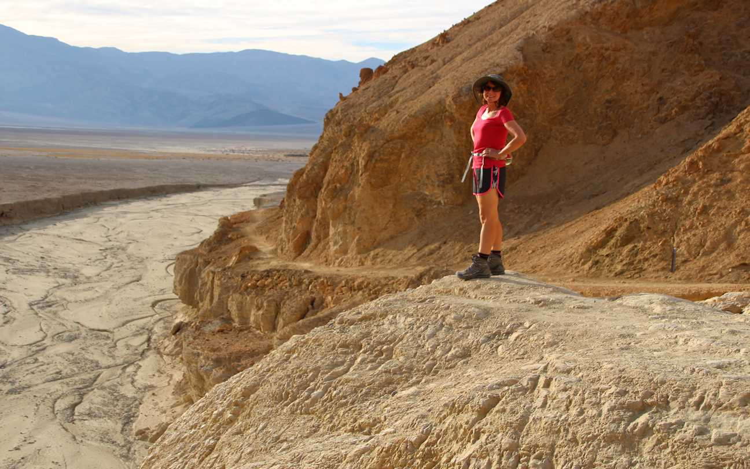 Exploring Death Valley: hike it, bike it, love it!