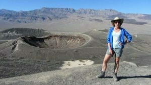 Little Ubehebe Crater