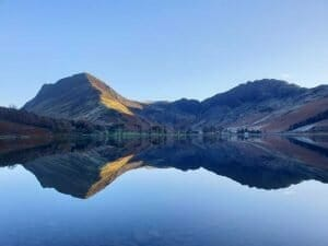 View at Buttermere