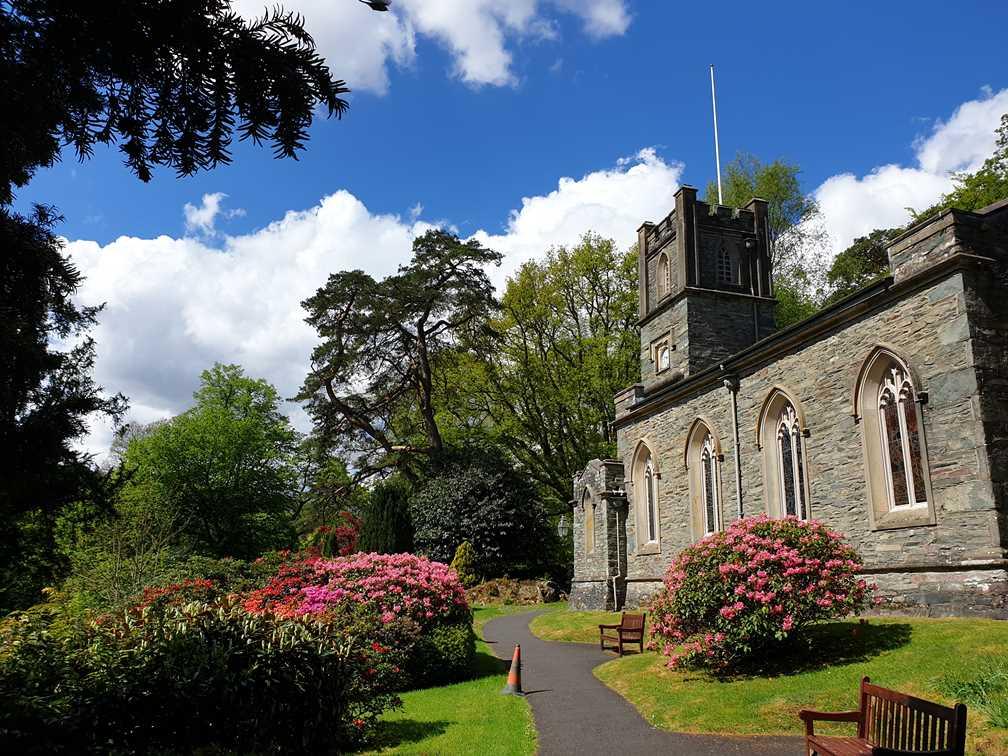 St Mary's Church, Rydal