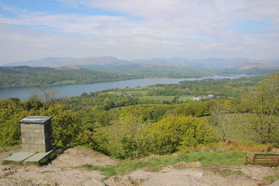 View from Orest Head