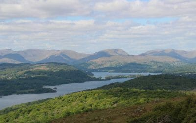 Easy walks in the Lake District