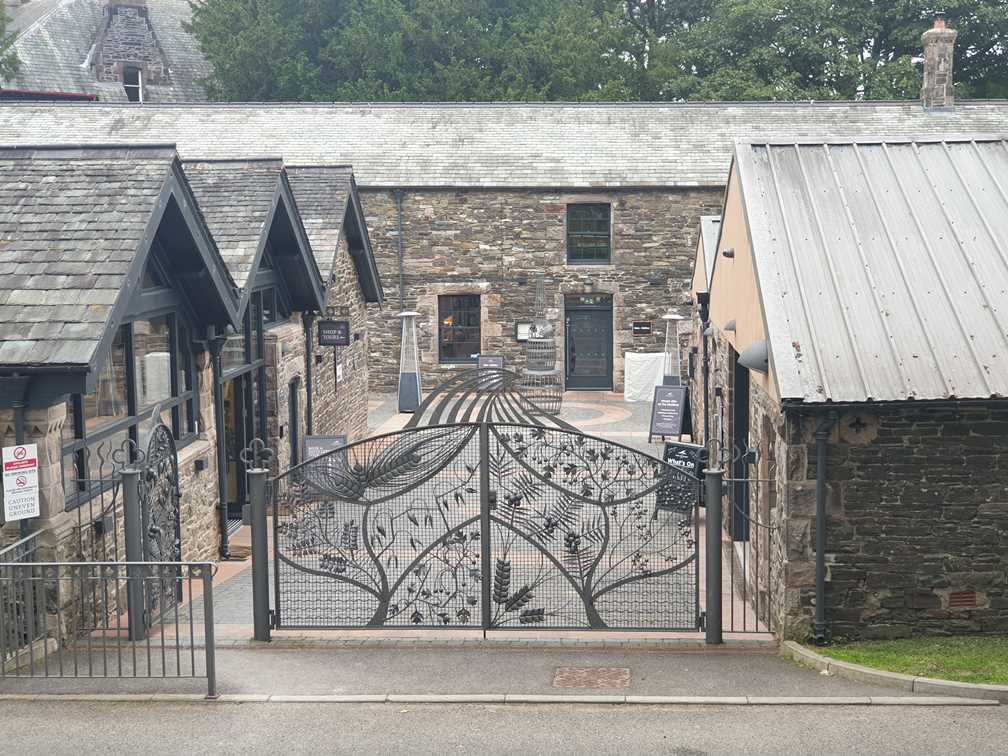 The Lakes Distillery on One Day in Keswick visit