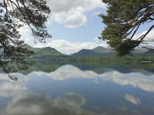A view over Derwent Water