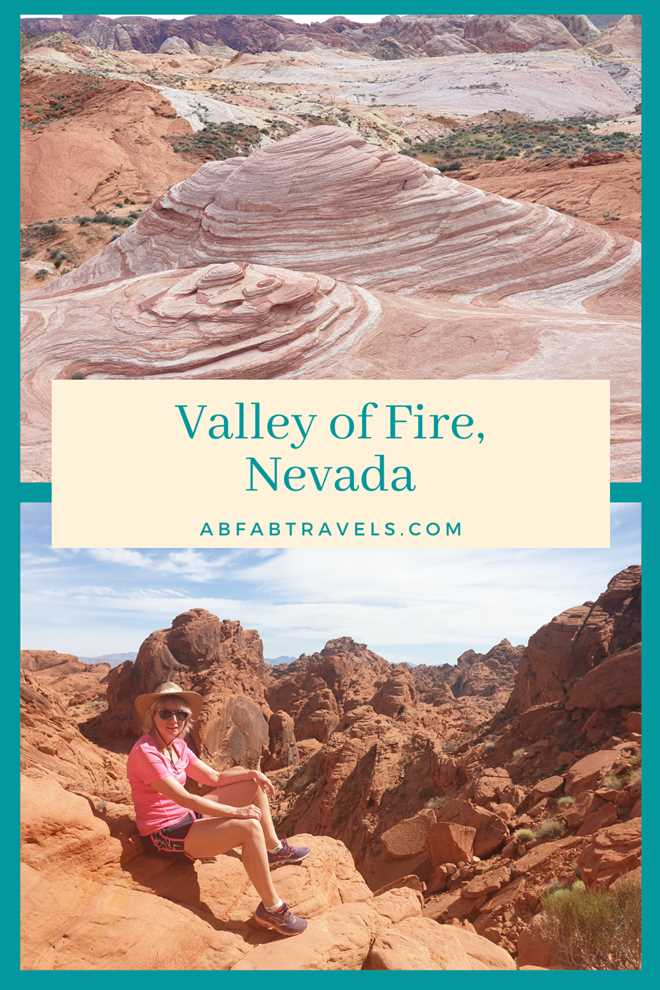 Pin for Las Vegas Fire Valley