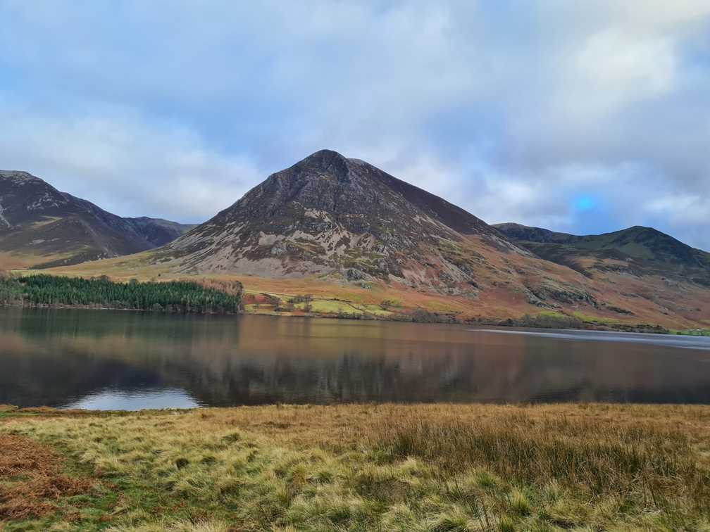 Living the best life: Views from a walk around Crummock Water