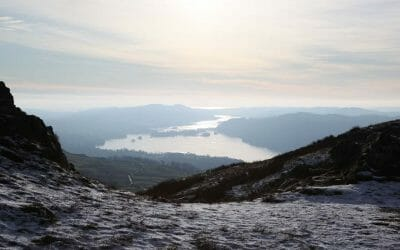 Wansfell Pike: a walk with a view
