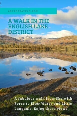 Pin for Lake District Walk