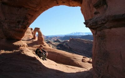 One Day in Arches National Park