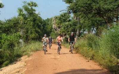Cambodia by Bike
