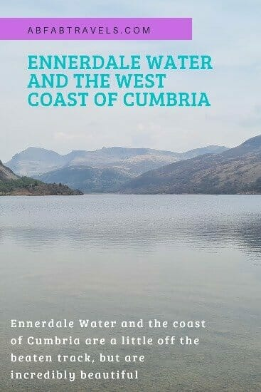 Pin for Ennerdale Water and the coast of Cumbria