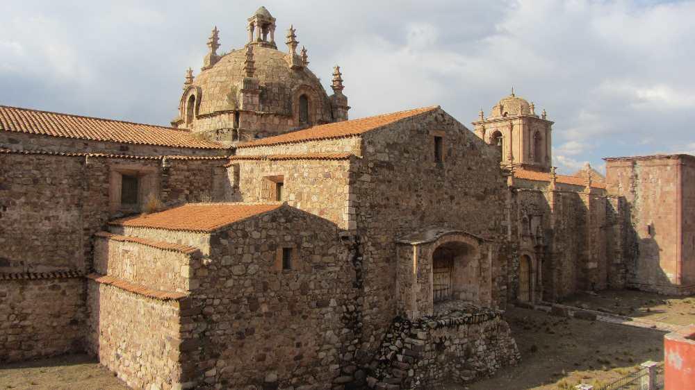 Church in Peru