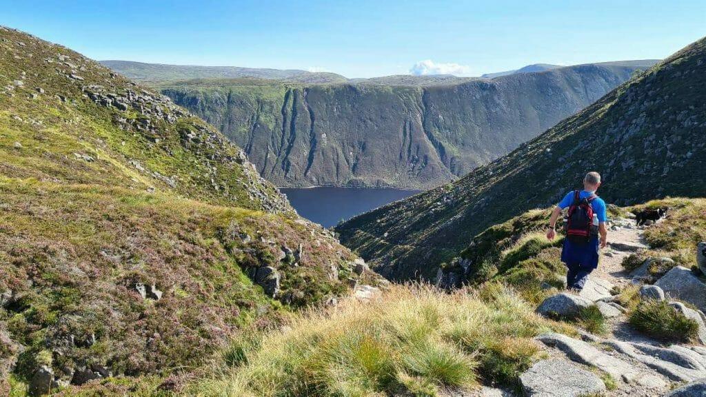 Loch Muick on Lochnagar