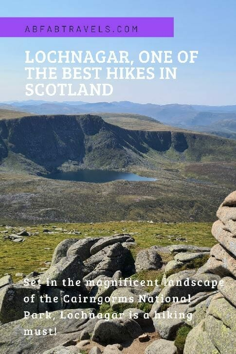 Pin for Best hike in Scotland